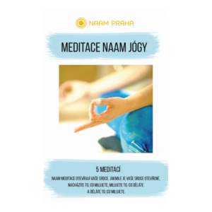MEDITACE NAAM JÓGY